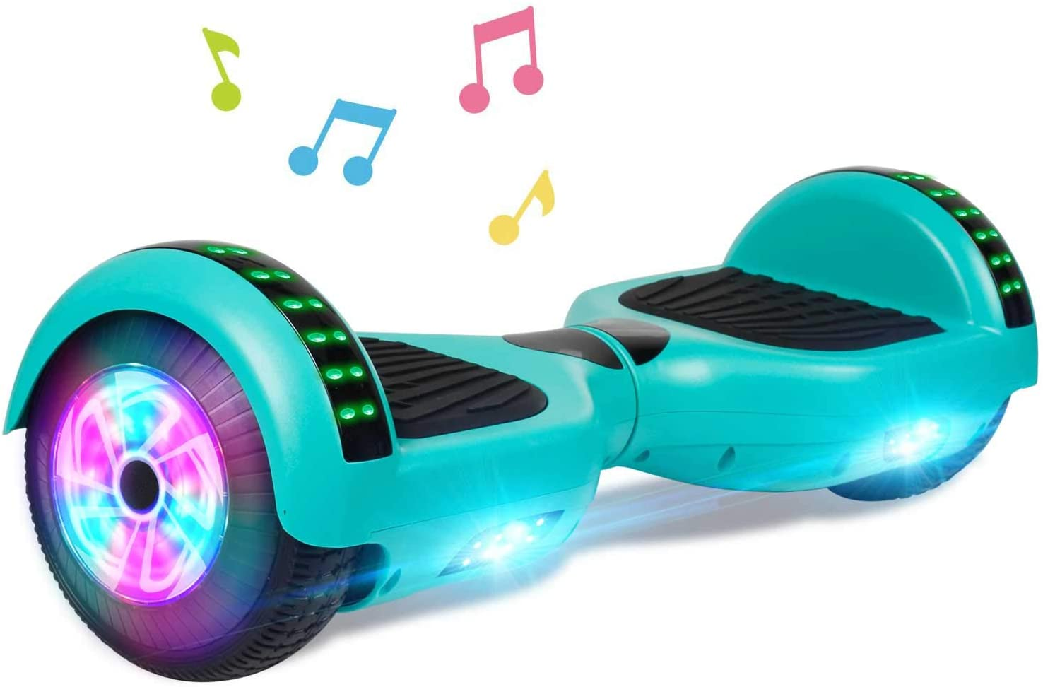 CBD Flash hoverboard