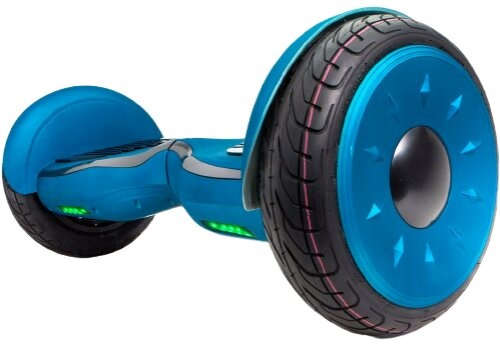 XtremepowerUS 10″ Electric Scooter, Self-balancing Hoverboard